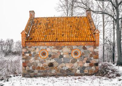 Kapilca i cmentarz w Zajączkach-3
