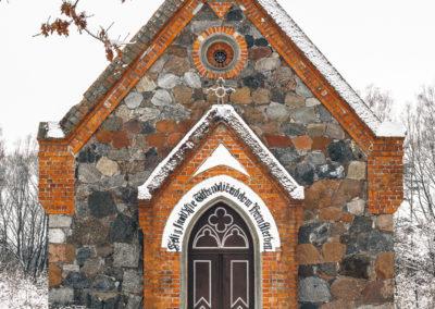 Kapilca i cmentarz w Zajączkach-6