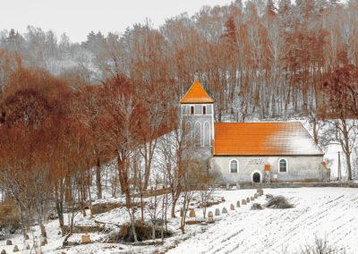 Kościół w Glaznotach-okładka