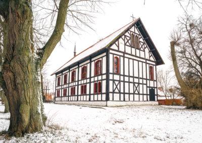 Kościół w Kraplewie-okladka
