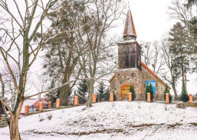 Kościół w Ornowie-okladka