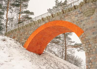 Most kolejowy w Glaznotach-5