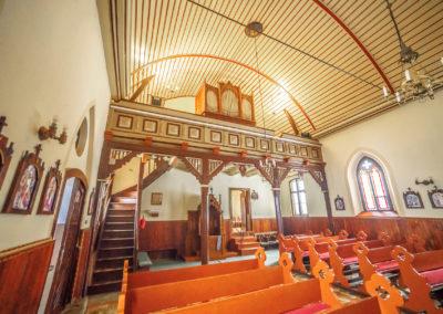 Wnętrze kościoła NMP w Glaznotach-3